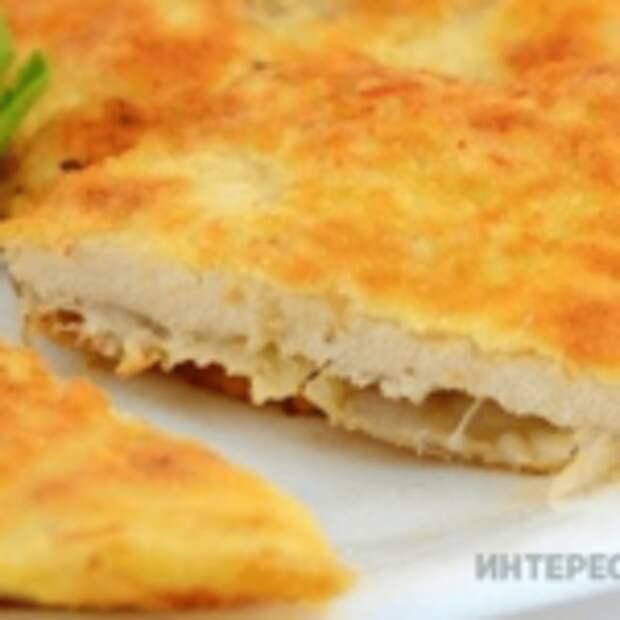 Еще одно нежное, пикантное блюдо с куриной грудкой и сырным соусом