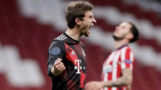 Мюллер не поможет «Баварии» в финале клубного чемпионата мира. Он заразился ковидом