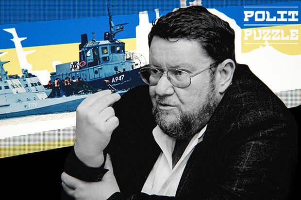 Сатановский ответил старым анекдотом украинцам, осудившим помощь РФ Италии