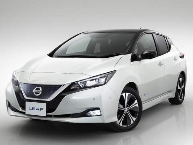Новые электромобили 2018 года: больше запас хода, больше функций, падающие цены