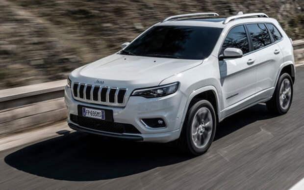 4 преимущества и одна недоработка обновленного Jeep Cherokee