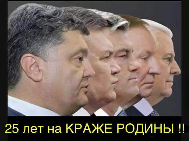 Замкнутый круг Украины: заложники народного недоверия