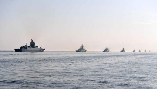 Учения ВМС Ирана, России и Китая: кусочек пазла в геополитической игре