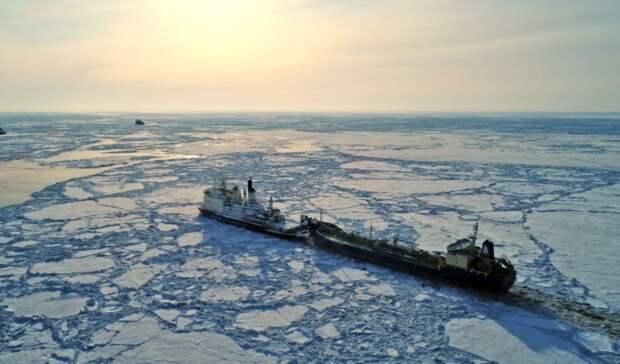 Белоусов: Северный морской путь должен стать международным транзитным коридором
