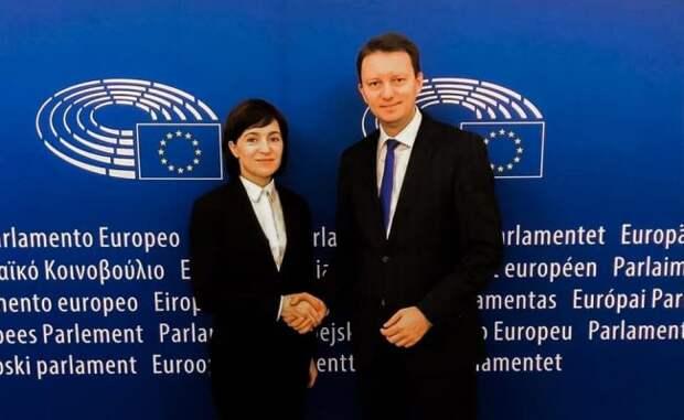 Евродепутат: Санду освободила Молдавию отроссийского влияния