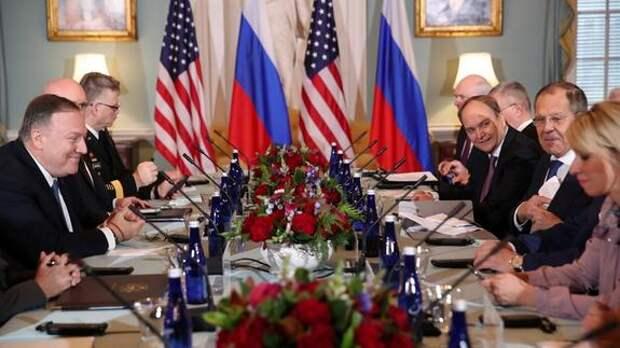 Возможен ли открытый стратегический диалог России с США в ближайшее время?