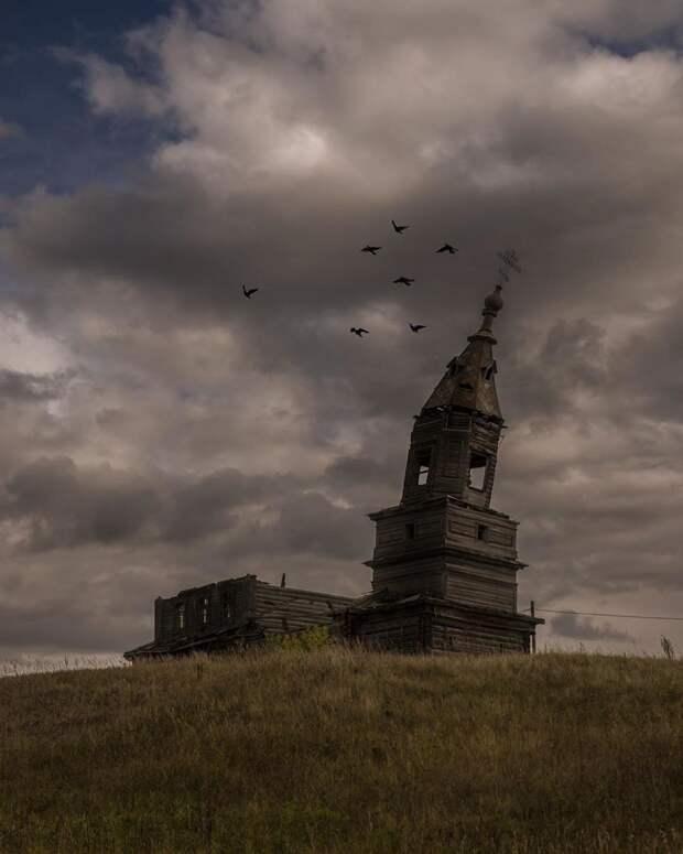 Ошеломляющие советские «заброшки» в инстаграме (ФОТО)