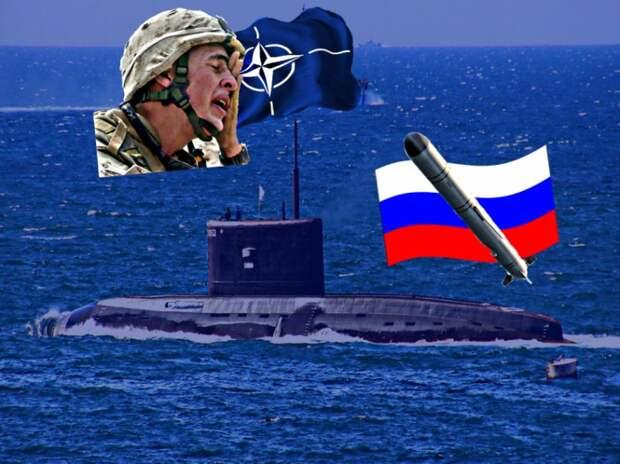 В НАТО требуют от России убрать подлодку с «Калибрами» из района манёвров альянса в Чёрном море