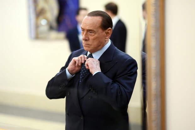 Сильвио Берлускони госпитализировали из-за проблем с сердцем