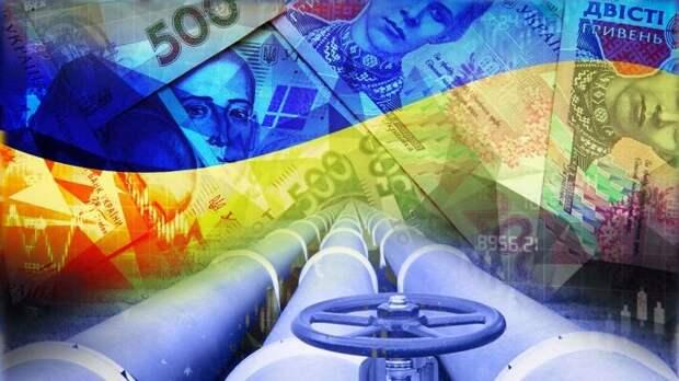 Политолог: Украинская экономика даже не на костылях – ее уже на носилках носят