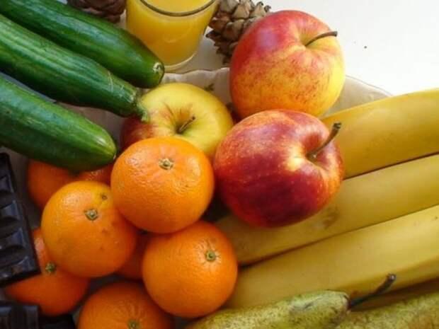Учимся выбирать полезные и вкусные овощи и фрукты