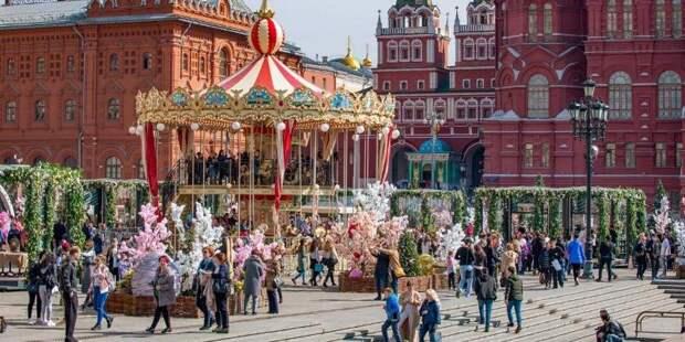Депутат Мосгордумы Степан Орлов рассказал, чем Москва привлекательна для туристов