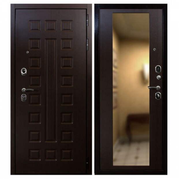 Какие бывают входные стальные двери?