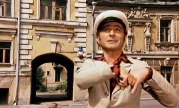 Здания из культовых фильмов СССР