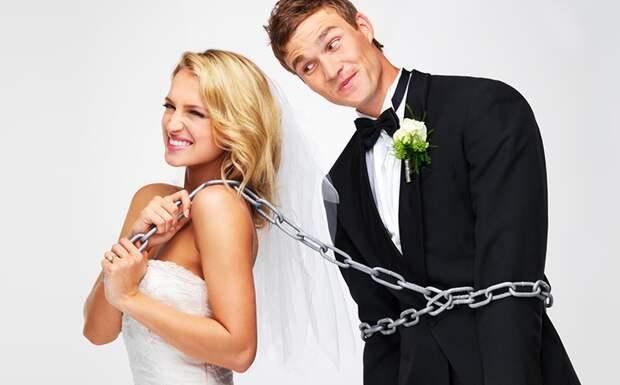 Как выйти замуж и не развестись через год?