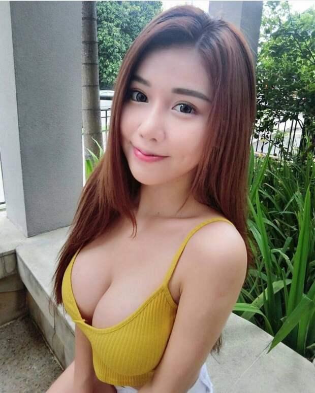 Очаровательные глазки девушек