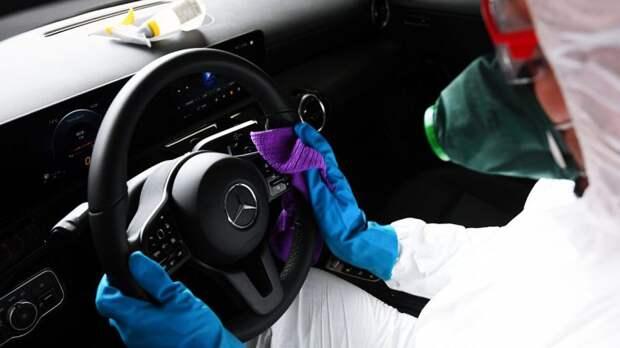 Как правильно проводить гигиену автомобиля, чтобы избежать риска распространения COVID-19