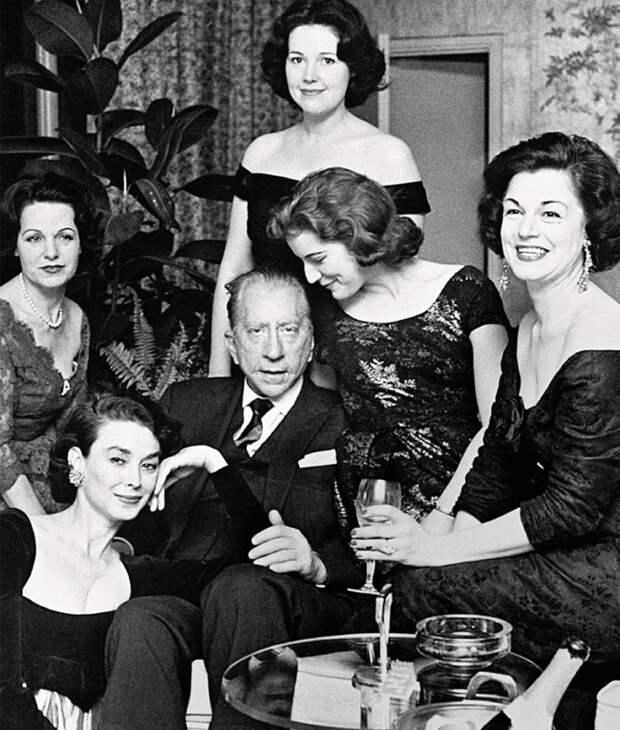 7 сумасшедших фактов о семье Гетти, самых богатых людях Америки