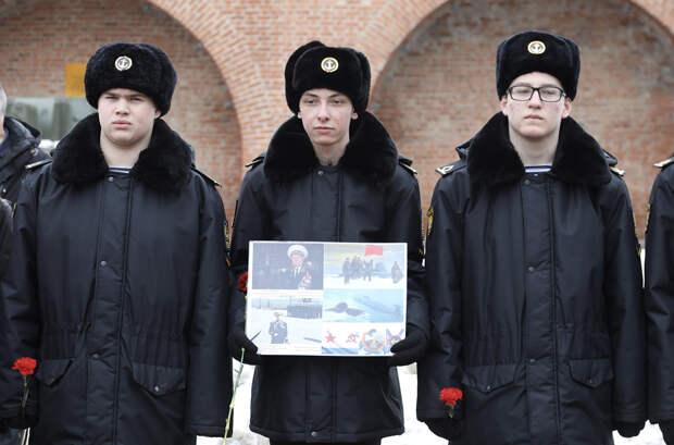 Нижегородцы отметили День моряка-подводника