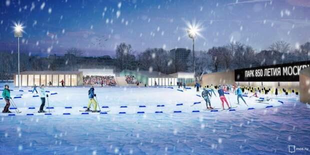 Проект трассы. Фото: mos.ru