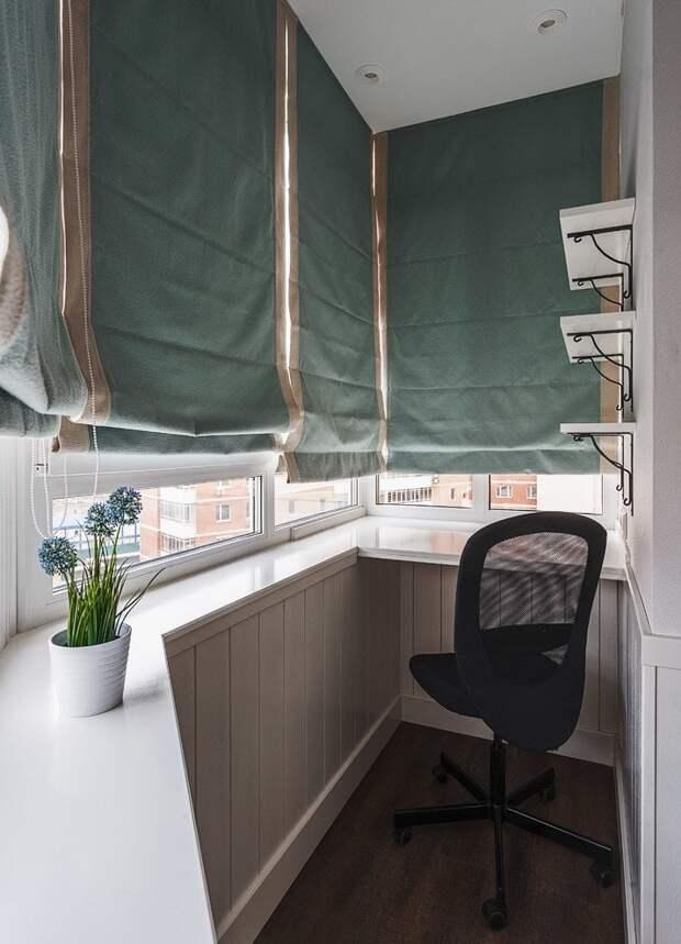 Короткие шторы в интерьере: всегда стильно и нетривиально