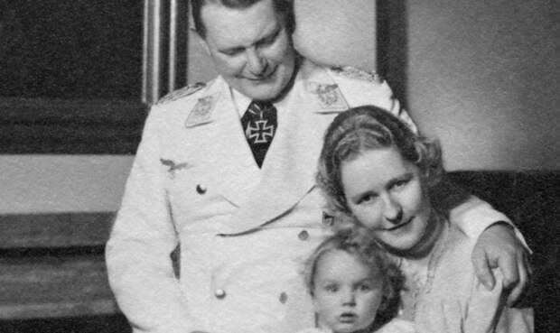 Семья Герингов была богата и влиятельна.