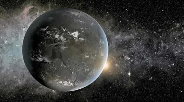 Обнаружена блуждающая в межзвездном пространстве планета-изгой