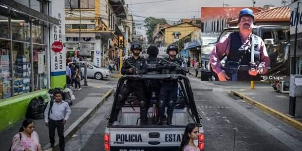 4. Мексика Наркокартели, банды, преступность, преступные группиров, рейтинг, самые, страны мира