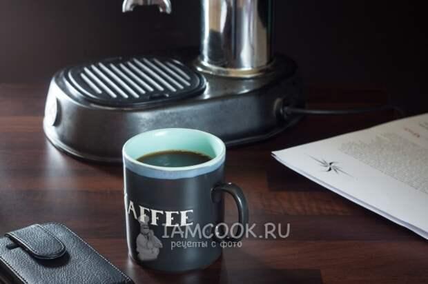 Фото кофе Американо