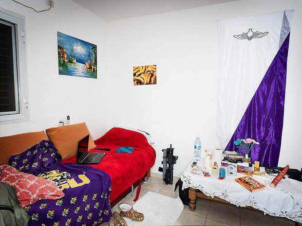 Заглянем в комнаты израильских военных