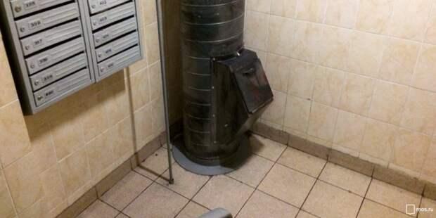 Есть ли у вас в доме мусоропровод? – новый опрос жителей Отрадного