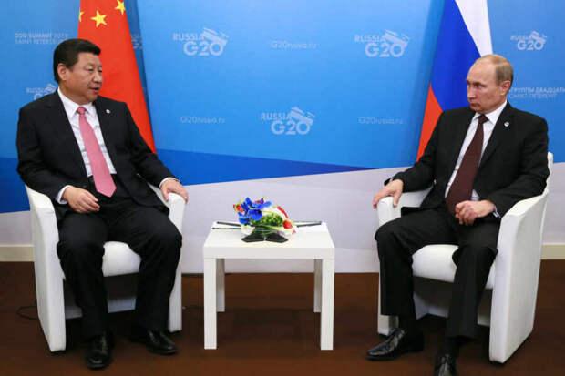 Переговоры Путина и Си Цзиньпина пройдут 28 июня