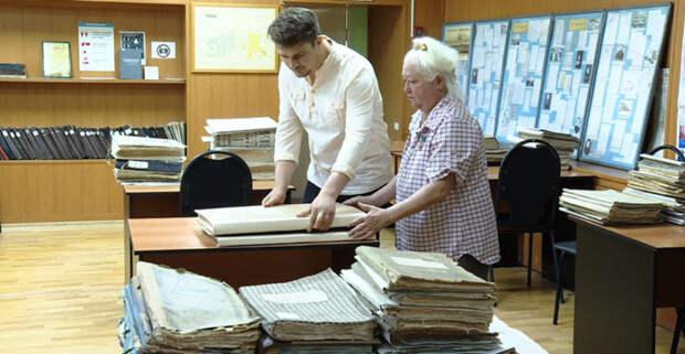 В архиве Тамбовской области сохранились документы о жизни региона в дни начала войны
