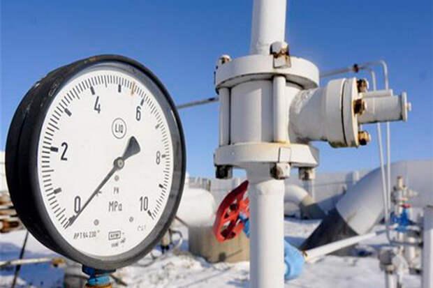 ЕС импорт газ ФРГ
