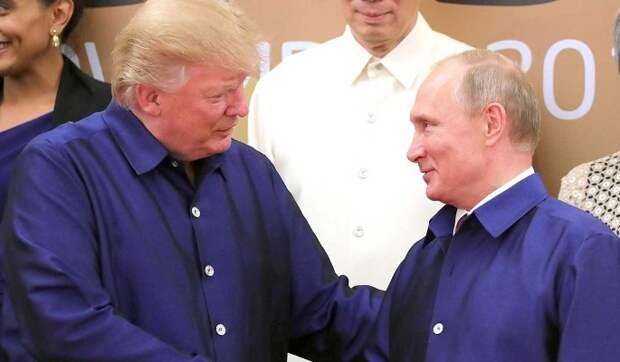 Раскрыта реакция Трампа на пропущенный звонок от Путина: Сильно покраснел