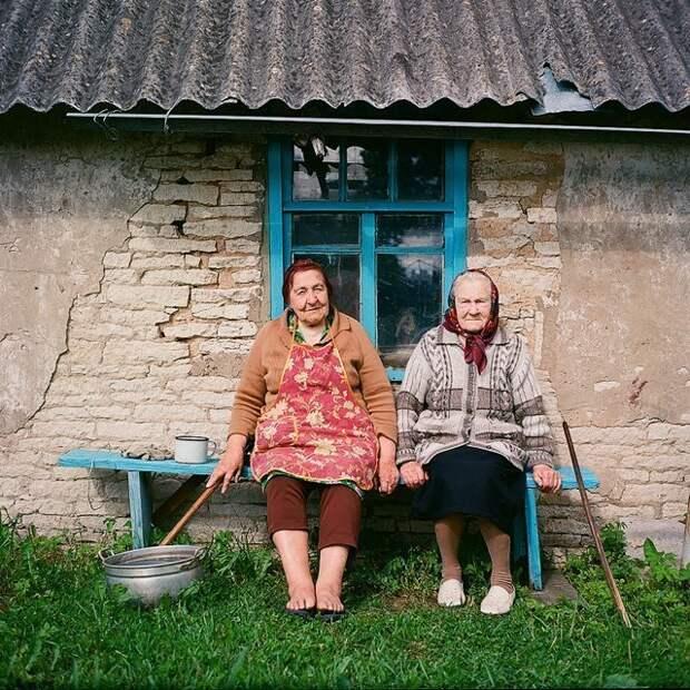 Ульяна и Екатерина Изборск, варвара лозенко, русская деревня, фотография