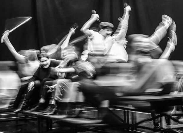 Спектакль «Страсти по Бумбарашу» вернется на сцену Московского театра Олега Табакова