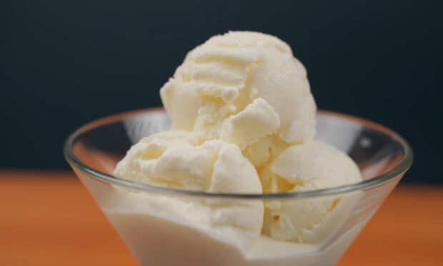 3 самых простых рецепта приготовления домашнего мороженого