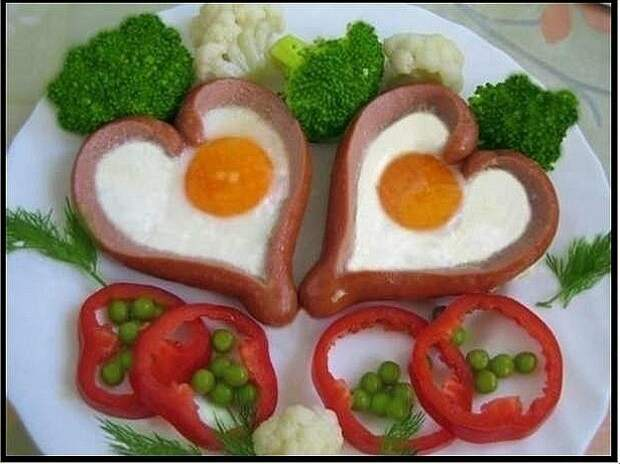 Прикольные блюда из СОСИСОК!
