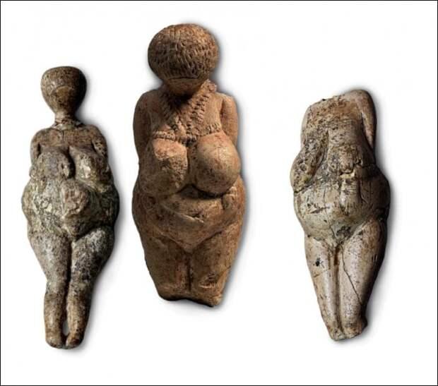 Кроманьонцы Русской Равнины (часть 1): Венеры из Костёнок (Первые в Европе НОМО SAPIENS?)