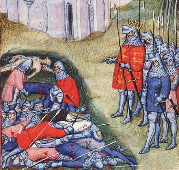Военные потери в Средневековье