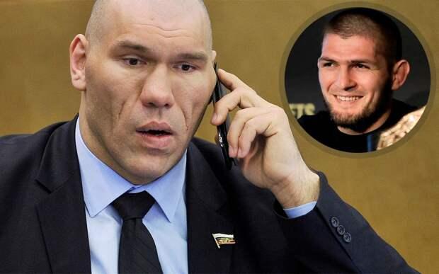 Валуев высказался об официальном завершении карьеры Нурмагомедова