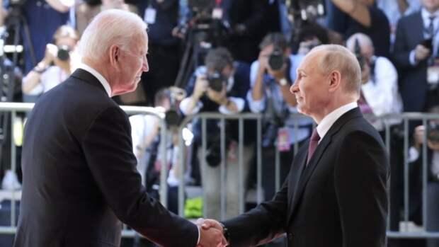 Встреча Путина и Байдена заставила Литву прибегнуть к дешевым манипуляциям