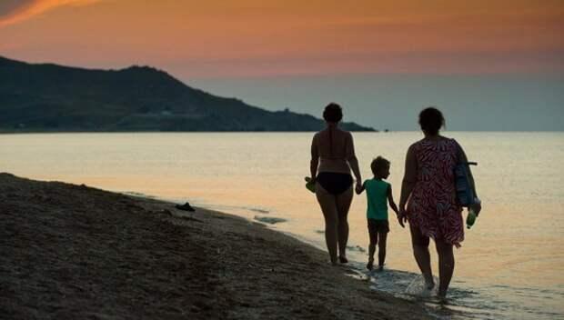 На севастопольских пляжах реализовано видеонаблюдение