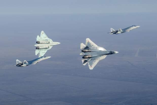 Military Watch: маневренность – одно из ключевых преимуществ Су-57