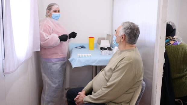 Более 300 тысяч жителей Ростовской области привились против коронавируса