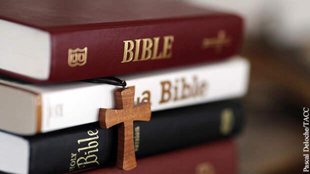 До запрета Библии на Западе остался всего один шаг
