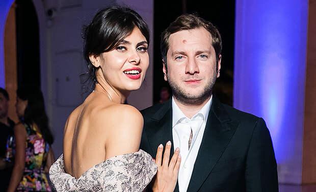 Резо Гигинеишвили подтвердил развод с Надеждой Оболенцевой