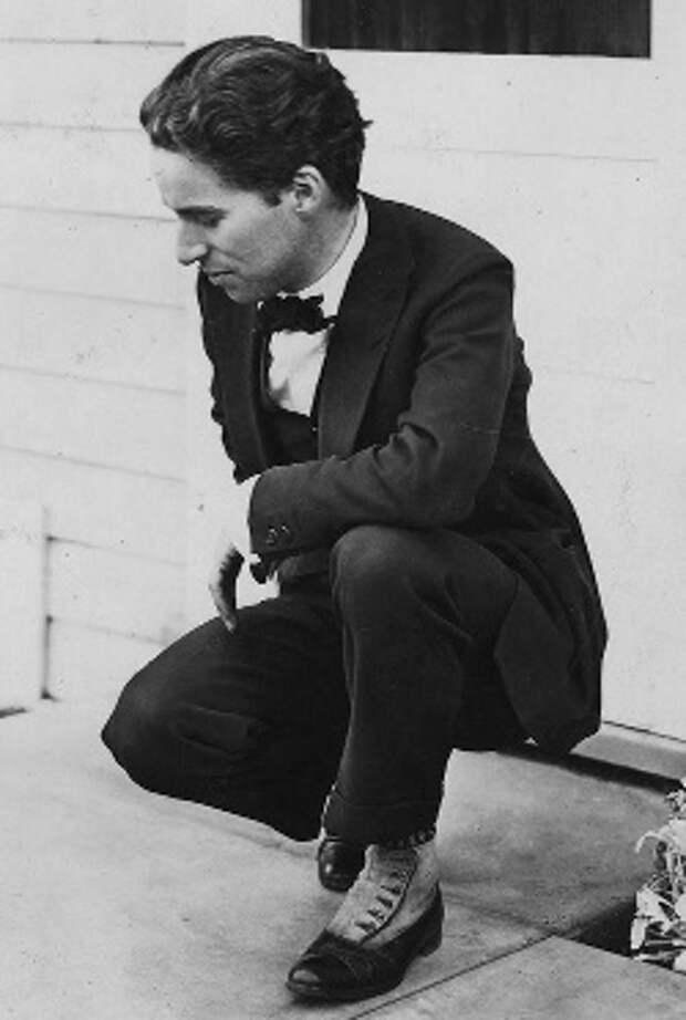 Воображариум доктора Чаплина