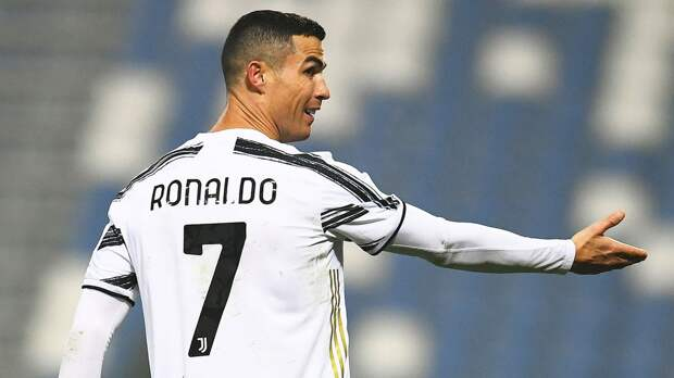 Роналду — о победе над «Ромой»: «Рад помочь «Ювентусу» в матче против сильного соперника»